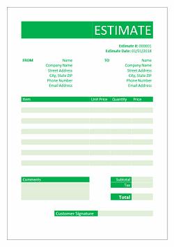 Contractor Green (Word)